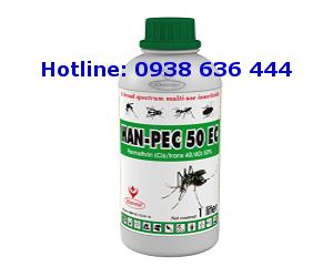 Thuốc diệt muỗi Han Pec 50 EC