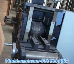 máy cán sắt