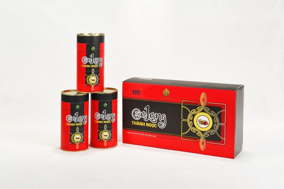 Trà Oolong Thành Ngọc 240g