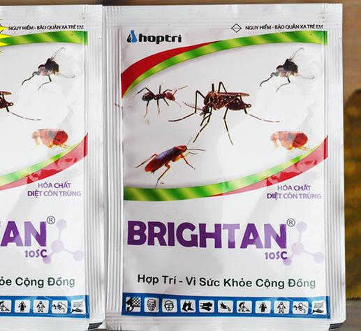 Thuốc diệt muỗi Brightan 10SC