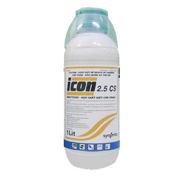 Thuốc diệt muỗi - con trùng Icon 25EC 1 lit