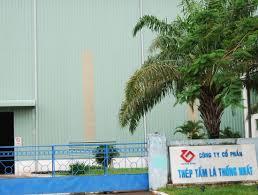 Nhà máy thép Thống Nhất