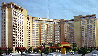 Chuỗi Khách Sạn 5 Sao Sokha