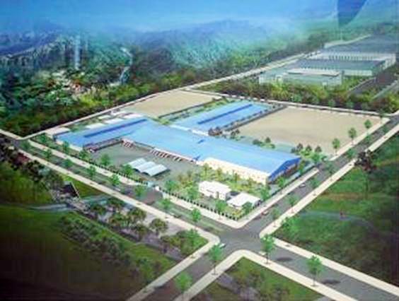 Nhà máy dệt ITG - Phong Phú