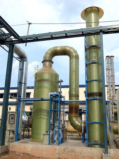 Hệ thống xử lý khí