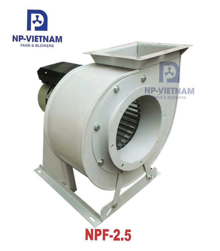 uạt Hút Ly Tâm NPF-2.5