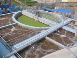 Trạm bơm xử lý nước thải