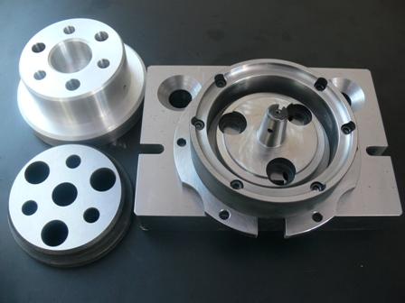 Tiện CNC Bích Gá