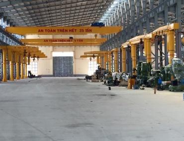 Công Trình nhà máy Z756