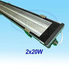 Bộ Đèn LED Đôi Chống Thấm IP67 1,2m/2x20W
