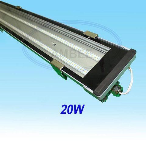 Bộ Đèn LED Đơn Chống Thấm IP67 1m2/20W