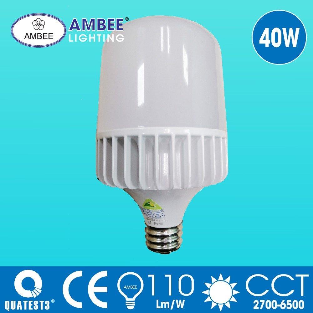 Đèn Led Bulb Trụ 40w