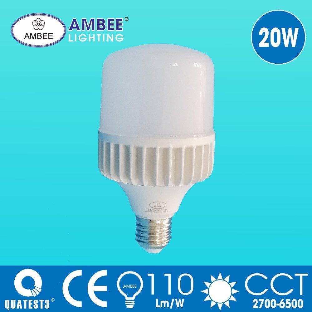 Đèn Led Bulb Trụ 20w