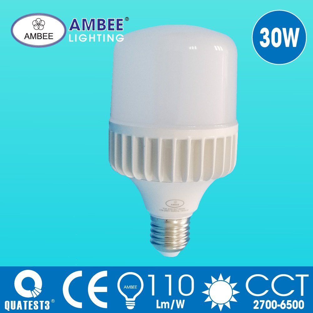 Đèn Led Bulb Trụ 30w