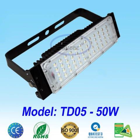 Đèn LED Pha Nhà Xưởng 50W