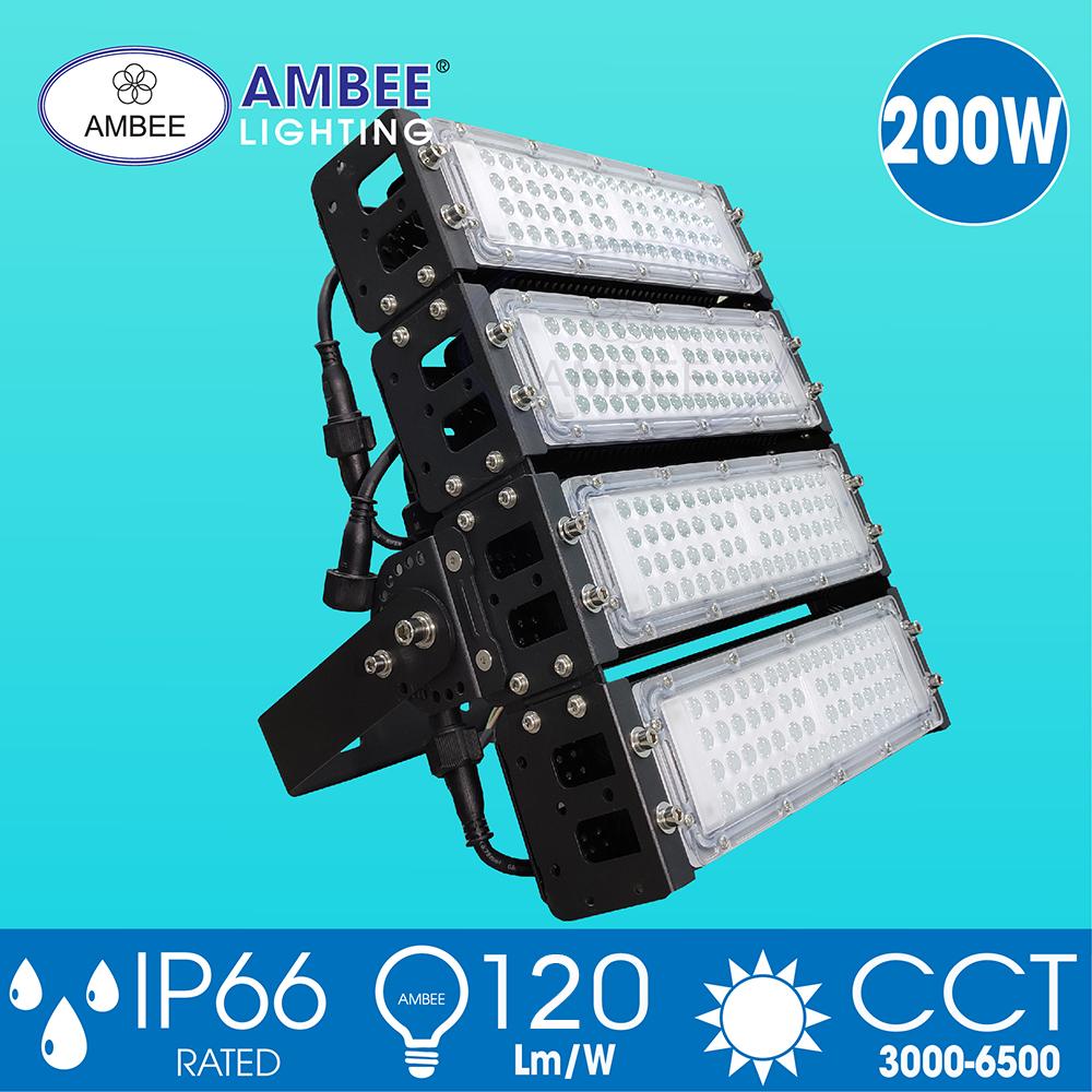 Đèn Led Pha TD06 200W