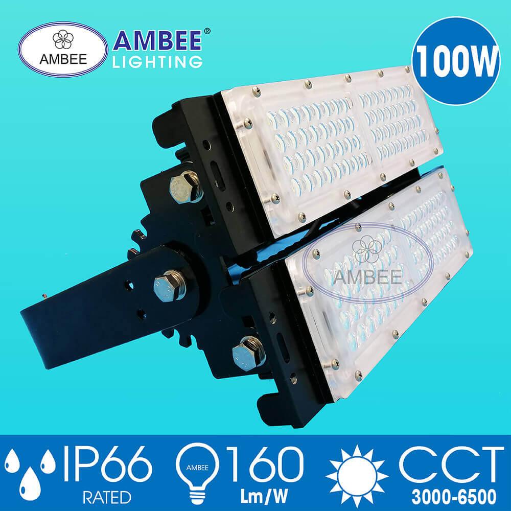 Đèn Led Pha TD05 100W