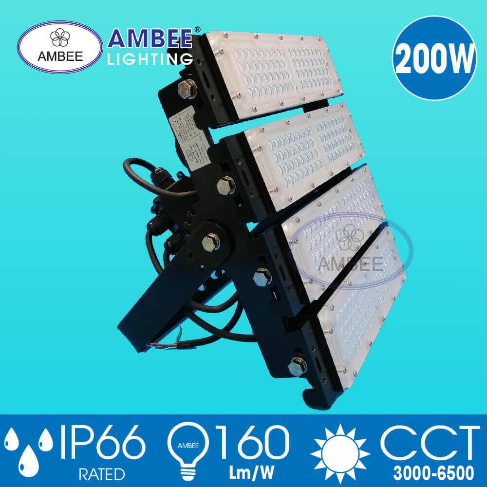 Đèn Led Pha TD05 200W