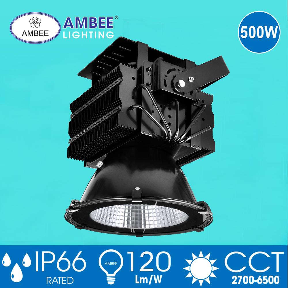 Đèn Led Pha TD07 500W