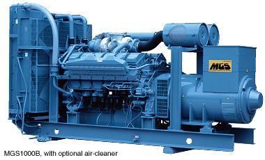 Máy phát điện Diesel