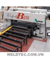 Hệ Thống Cắt Nhiệt – Đánh Dấu – Đột CNC TIPO B