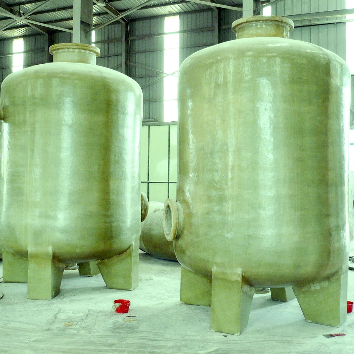 Bọc phủ bồn chứa hóa chất