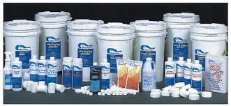 hoá chất xử lí nước