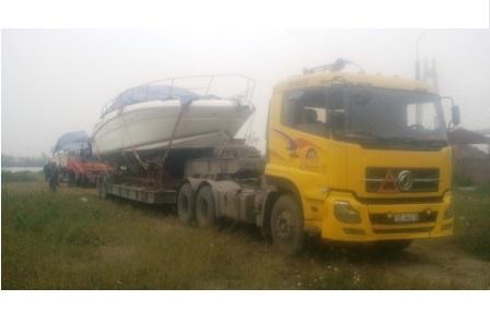 Vận chuyển du thuyền đi TP Đà Nẵng
