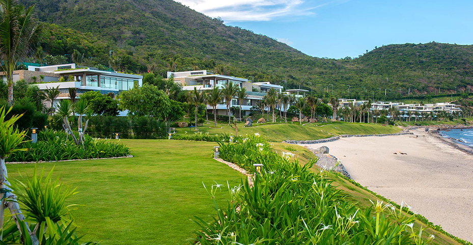 Khu resort Mia