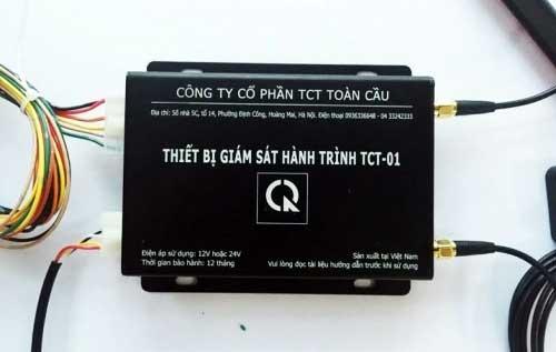 THIẾT BỊ GIÁM SÁT HÀNH TRÌNH TCT-01