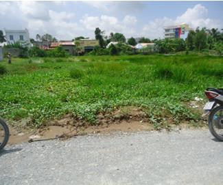 Đất mặt tiền Huỳnh Việt Thanh