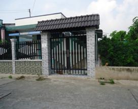 Nhà mặt tiền phường 4