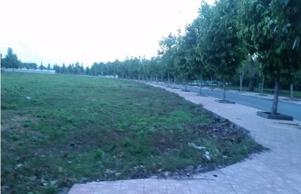 Đất 2 mặt tiền khu đô thị ven sông , P6 Tp Tân An