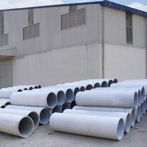 Hệ thống đổ rác nhà cao tầng bằng ống bê tông