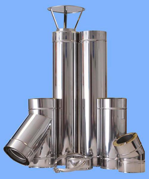 Hệ thống đổ rác nhà cao tầng bằng ống Inox