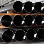 Ống thép hàn đen ASTM A53