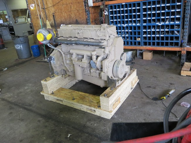 Động cơ Diesel CUMMINS QSM11