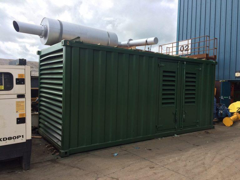 Máy phát điện Diesel CUMMINS QSK23-G3