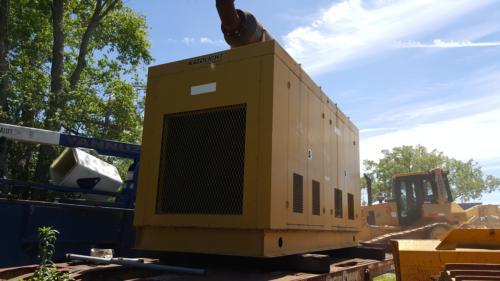 Máy phát điện Diesel VOLVO 15Liter