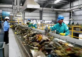 Hệ thống xử lý chất thải, rác thải