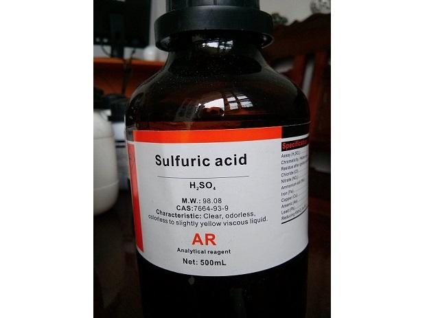 Sunfuric Acid - H2SO4