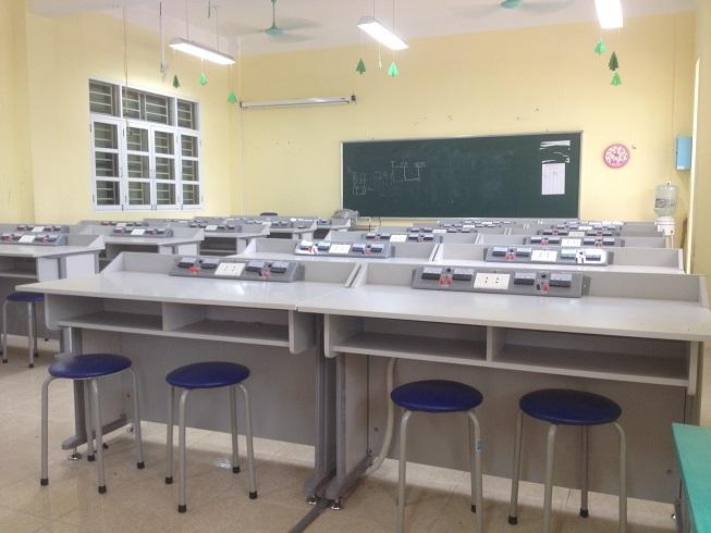 Bàn ghế thí nghiệm