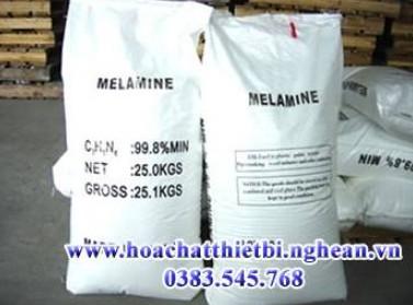 Melamine-C3H3N6