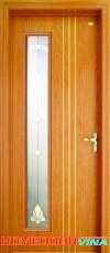 Cửa gỗ tự nhiên HD.03