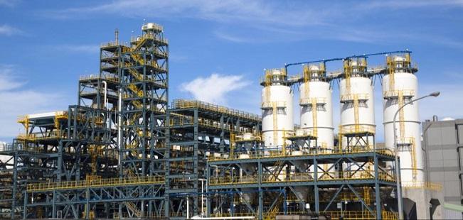 Nhà máy công nghiệp nặng