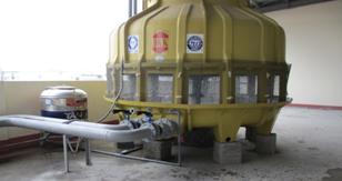 Hệ thống tháp giải nhiệt