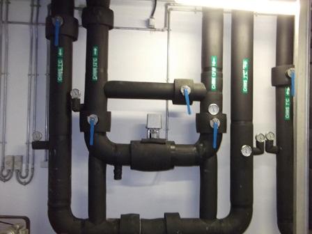 Đường ống nước lạnh