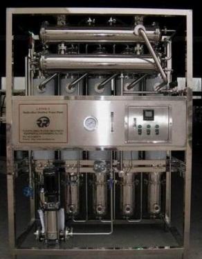 Hệ thống máy nước sử dụng hơi