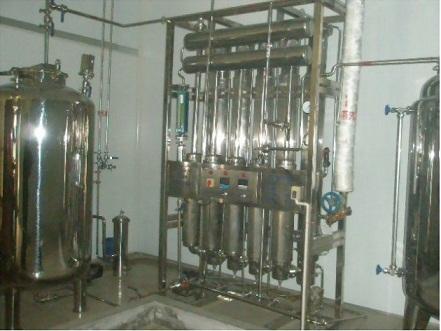 Hệ thống máy nước hơi
