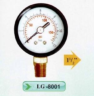Đồng hồ áp khô
